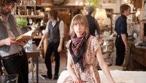 Canadian folk-pop outfit Lauren Mann and the Fairly Odd Folk tonight at Backbooth