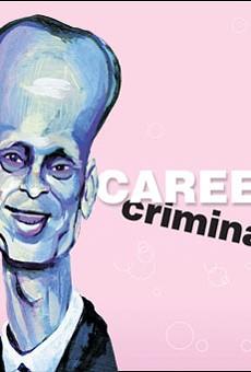 CAREER CRIMINAL