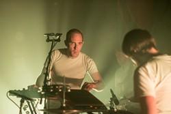 Caribou legitimizes live electronic music