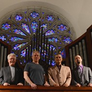Central Florida Composers Forum presents free concert of contemporary sacred music