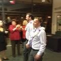 "Video: Chad Lewis & Jason Donnelly Wed at ""Prop 8 On Trial"""