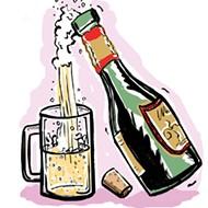 Champagne taste, beer budget