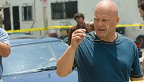 CHIKLIS PLAYS DIRTY TO THE END