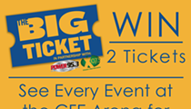 Contest: Win two free tickets to every event at CFE Arena for 2015