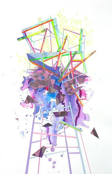 'Collapse' - NIKKI PAINTER