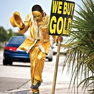 Colonial Drive's Mr. Gold is moving on