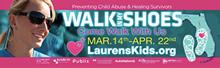 LAUREN'S KIDS FOUNDATION - Come Walk with Us!