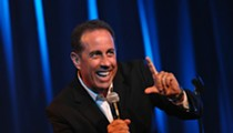 Comedian Jerry Seinfeld lands in Orlando for double-header stand-up tour stop