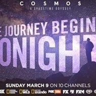 Cosmos: two voices in the cosmic fugue