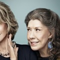 Couchsurfing: <i>Grace and Frankie </i>dips gracefully and frankly into uncharted territory