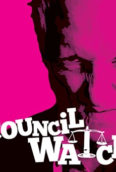 Council Watch: Liveblogging your rainy St. Patrick's day City Council meeting