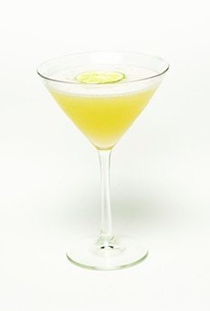 Culinary cocktails: The Stalker