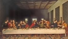 """Da Vinci  """"Last Supper"""""""
