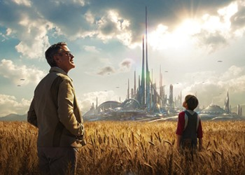 Days of future past: Disney uses yesterday to create Tomorrowland