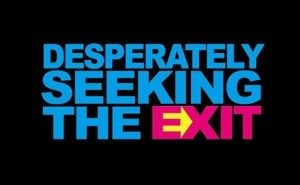 Desperately Seeking The Exit at 2014 Orlando Fringe.