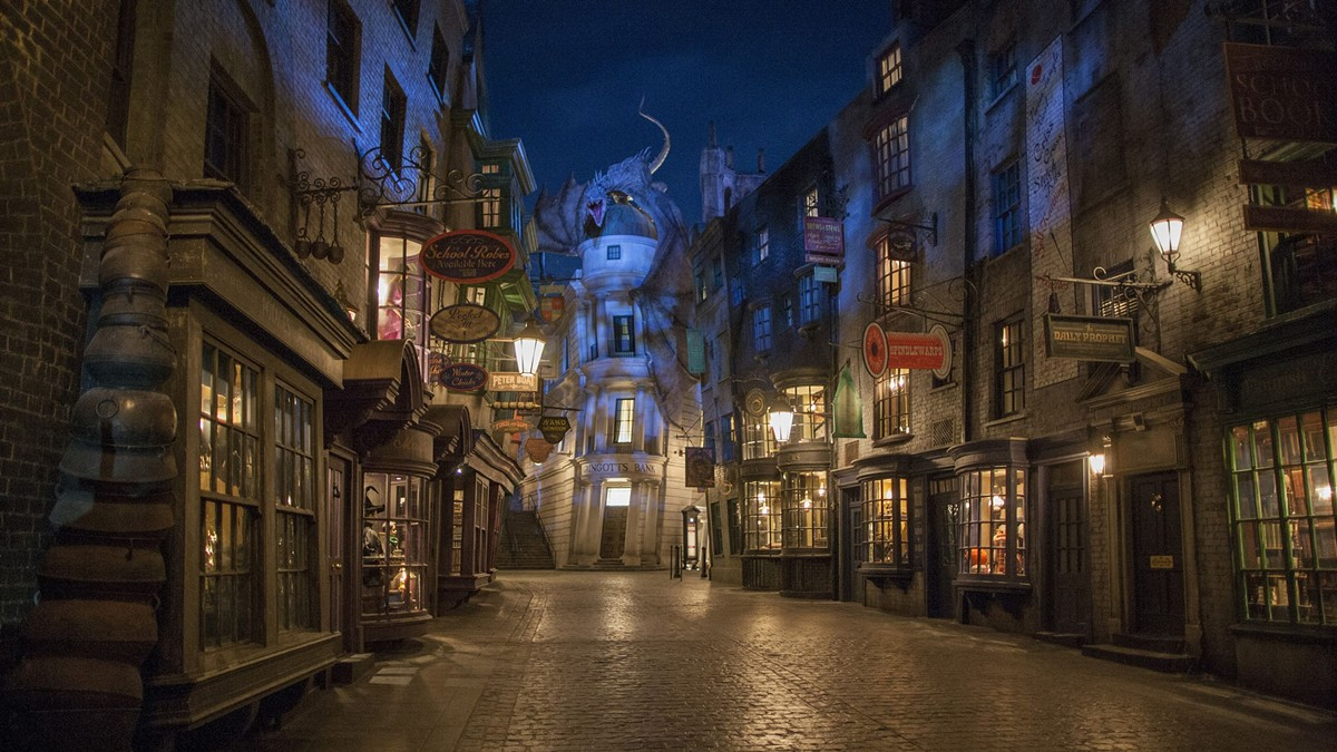 Diagon Alley