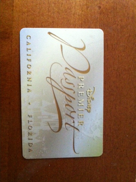 Disney's Gold Card: Now costs more green.