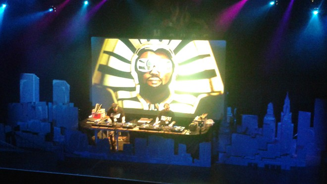 DJ Shadow & Cut Chemist at House of Blues