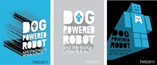 Dog Powered Robot and the History of the Future