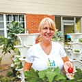 Donation brings hydroponic gardening to women's shelter
