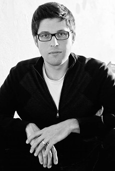 Drink wine with David James Poissant, author of a uniquely Southern short story collection