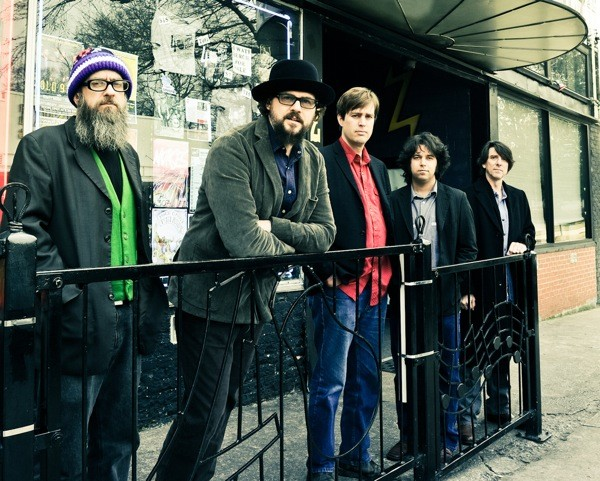 Drive-By Truckers photo by Andy Tennille