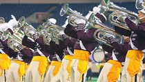 Drum Corps International showdown tonight at the Florida Citrus Bowl