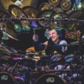 This Little Underground: Terry Bozzio at the Plaza Live