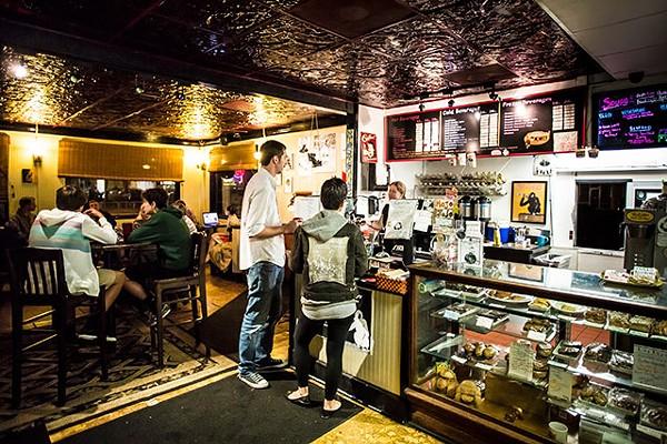 Drunken Monkey Coffee Bar