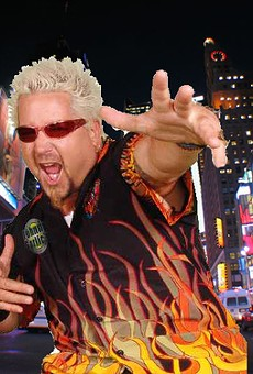 Eddie Huang > Guy Fieri x a million