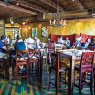 Eleven great Orlando spots where you'll eat and drink equally well