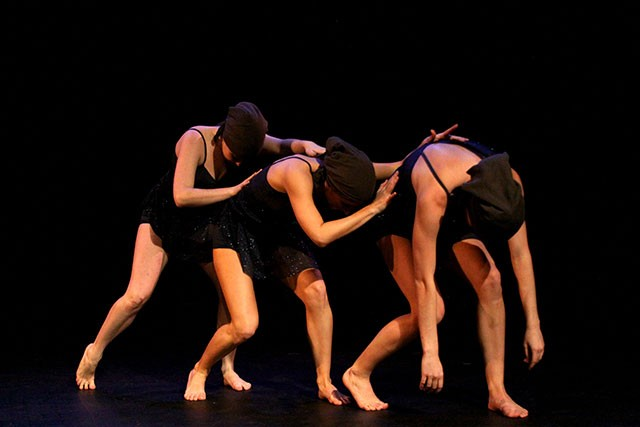 EMOTIONS DANCE COMPANY PRESENTS 'UNTOLD STORIES' - PHOTO BY TISSE MALLON