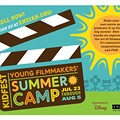 Enzian's KidFest Young Filmmakers Summer Camp Enrollment Now Open (Only 5 Spots Left)
