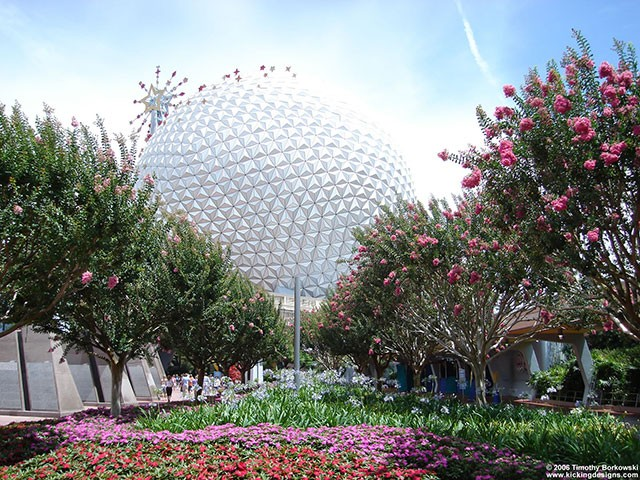 Epcot - COURTESY PHOTO