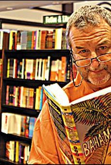 EVERYBODY LOVES AUTHOR BOB MORRIS … EXCEPT THE ORLANDO SENTINEL