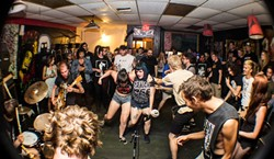 Farewell to music scene clubhouse Bar-BQ-Bar