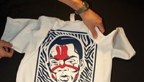 Fela Kuti T-shirt Release Party at Death by Pop