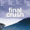 Final Crush, tonight at Backbooth