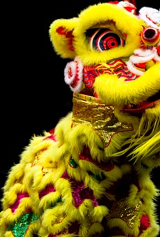 First of many Lunar New Year celebrations comes to the Central Florida Fairgrounds