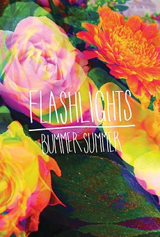 Flashlights' latest cuts a huge, swollen heart with a rusty knife