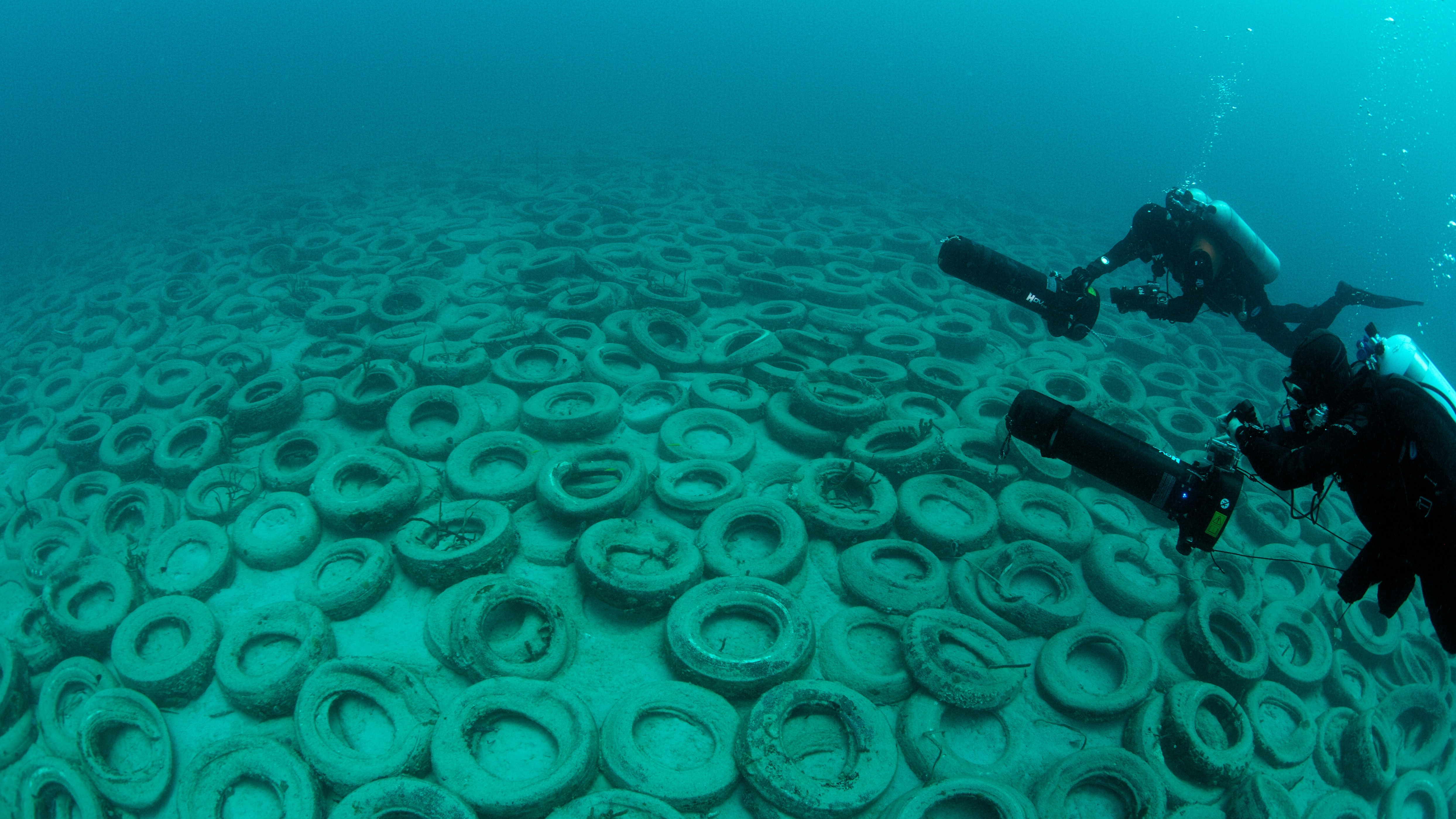 Florida is still cleaning up nearly 1 million tires that ...