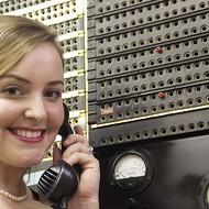 Florida Opera Theatre performs Menotti's short comic opera The Telephone