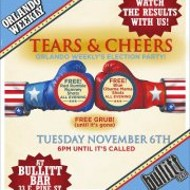 Free shots and more at Tears & Cheers: Orlando Weekly's Election Party