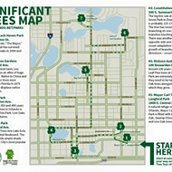 Friday: Eco-Critical Mass ride to help save Constitution Green Park
