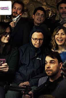 "Fringe 2015 review: ""Awkward Silence JAX Presents Straight UP"""