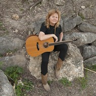 """Fringe 2015 review: """"Kiya Heartwood: Song Tales from the American Edge"""""""