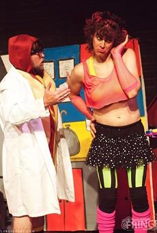 Fringe Review: The Crack Rock Opera
