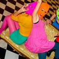 Fringe Review: The Three Pussy Riot Sisters
