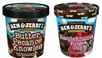 """Frozen feminism: Pints for PMS, Ben & Jerry's ice cream icons and Viagra-laced """"vice cream"""""""