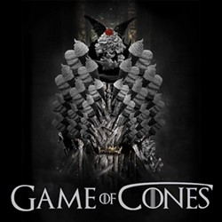 Game of Cones: The days are bright and full of ice cream!